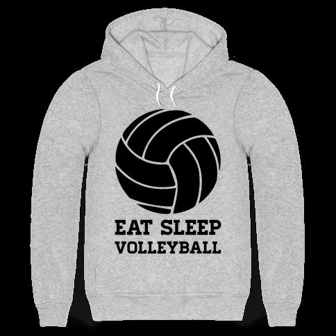 Eat Sleep Volleyball  Eat Sleep