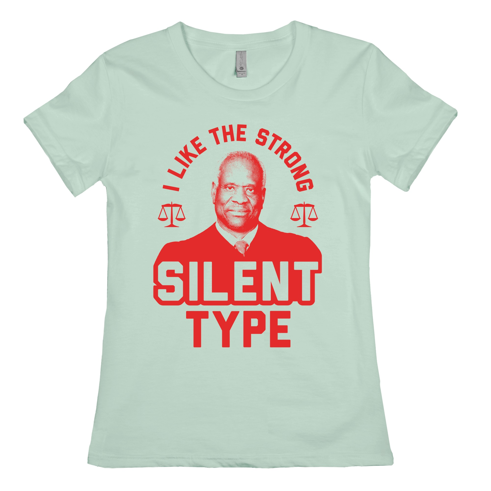 The Strong Silent Type