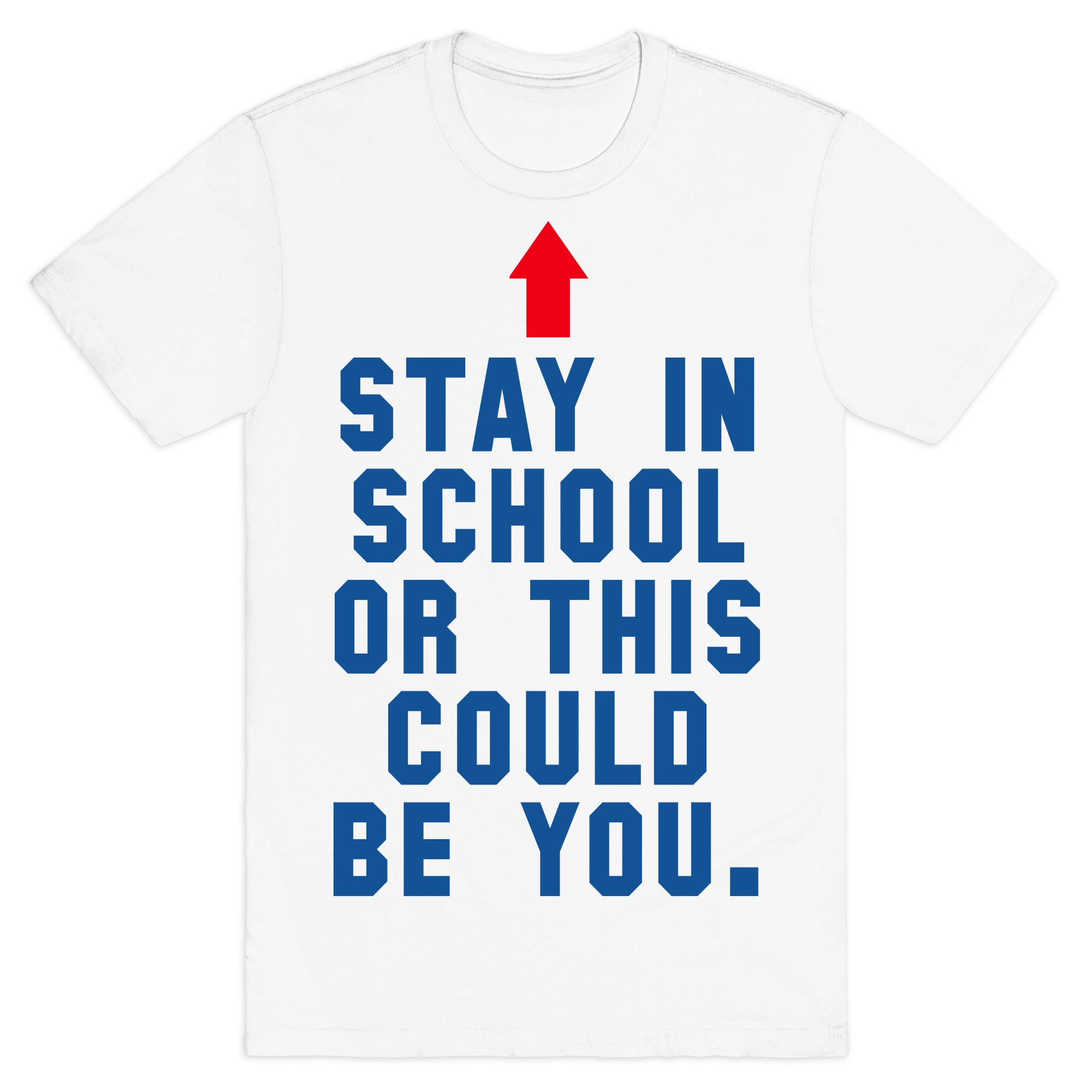 Stay in School or This Could Be You Al Bundy T-Shirt Married with Children