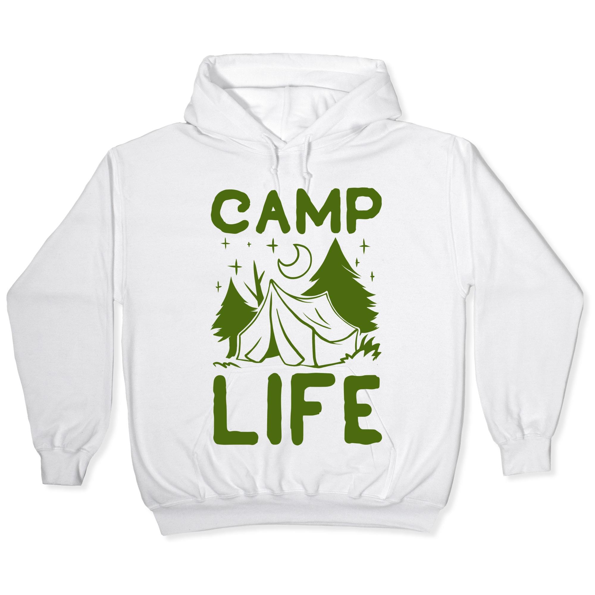 CAMP LIFE HOODIE