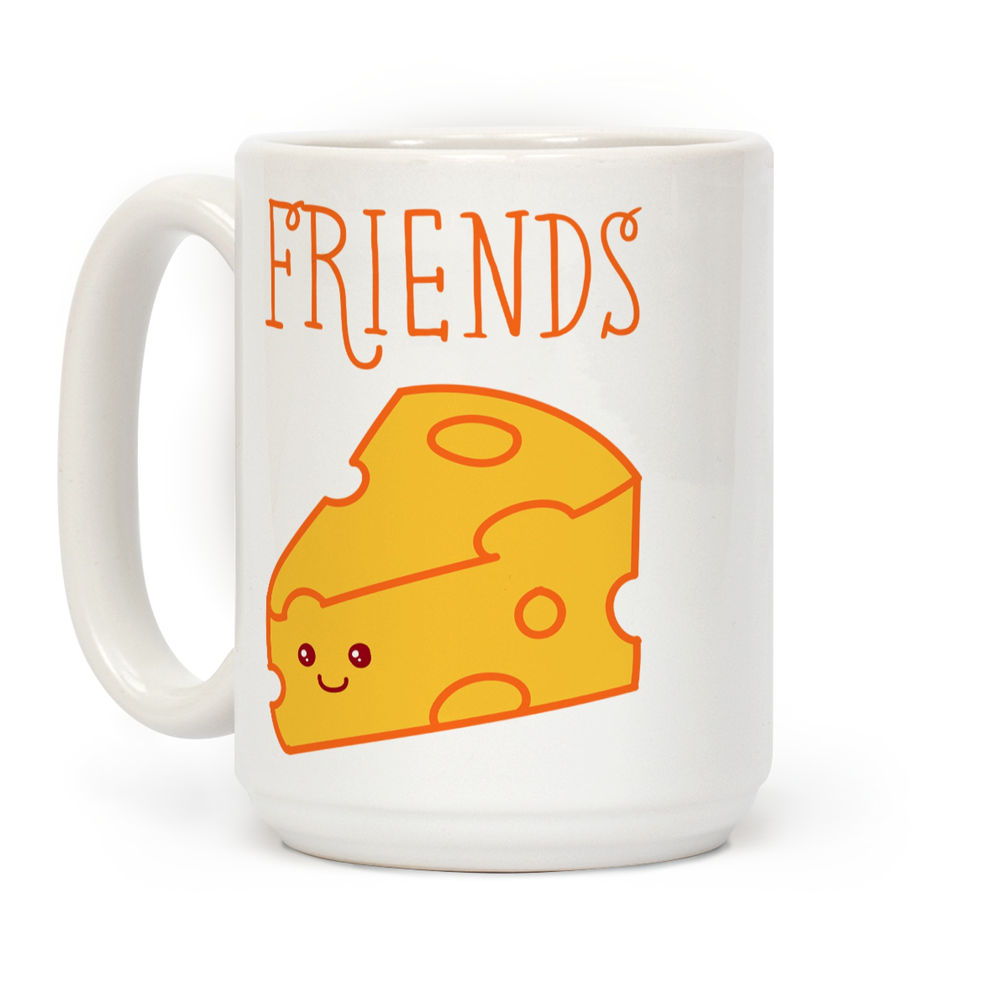 Best Friends Macaroni And Cheese 2 Coffee Mugs Lookhuman