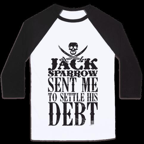 Jack Sparrow Sent Me To Settle His Debt