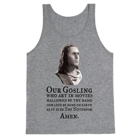 The Gosling Prayer Tank Top