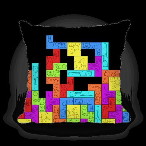 Tetris Cats Fail Pattern