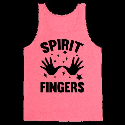 Spirit Fingers (Black)