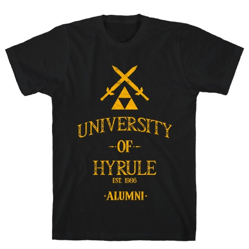 University of Hyrule Alumni T-Shirt