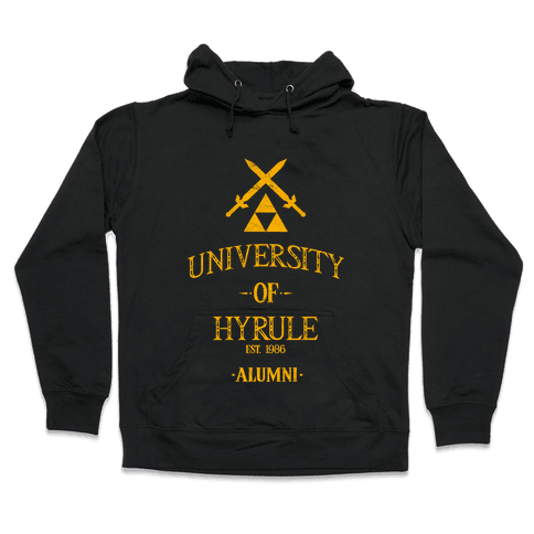 University of Hyrule Alumni Hooded Sweatshirt