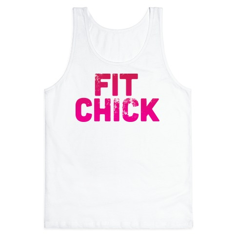 Fit Chick Tank Top