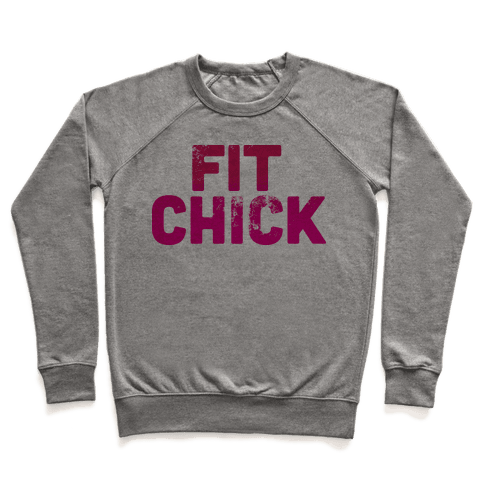 Fit Chick Pullover