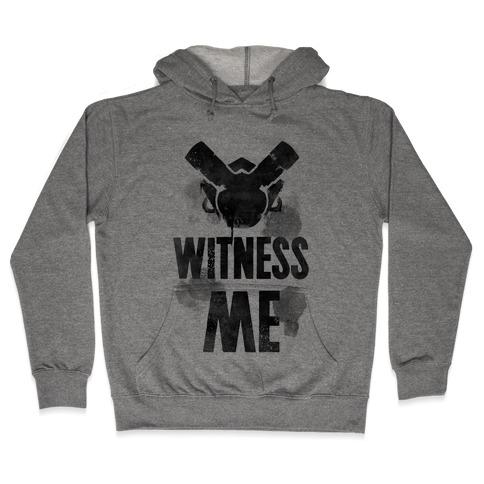 Witness Me Hooded Sweatshirt