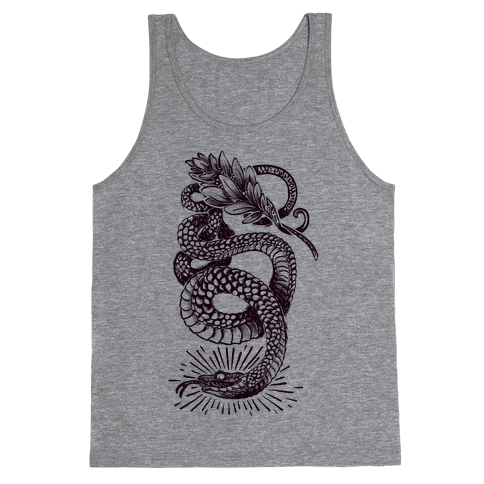 Laurel Snake Tank Top