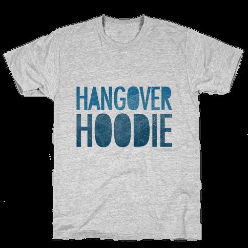 Hangover Hoodie Mens T-Shirt