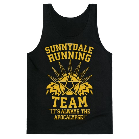 Sunnydale Running Team Tank Top