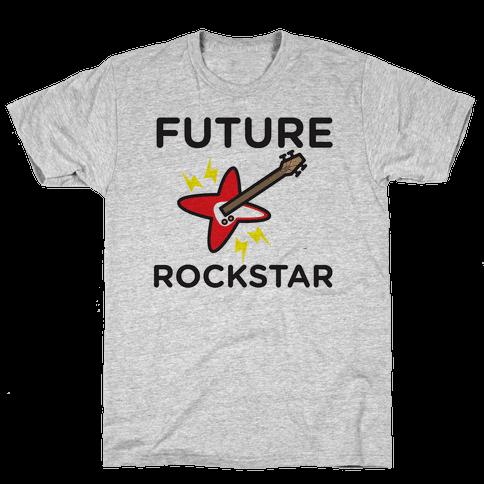 Baby Rockstar Mens T-Shirt