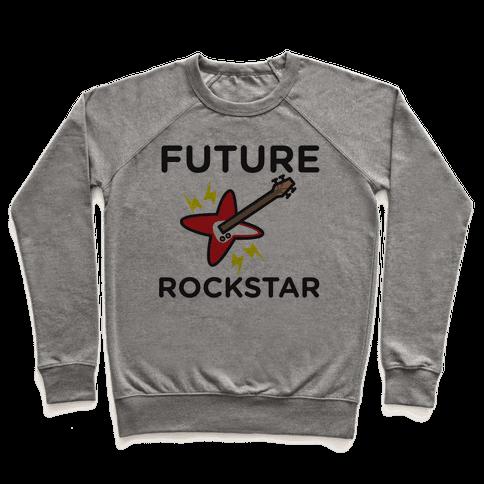 Baby Rockstar Pullover