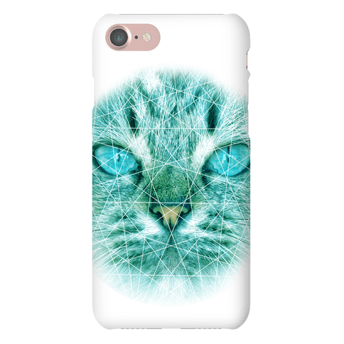Galaxy Cat Phone Case
