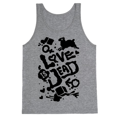 Love Is Dead Tank Top