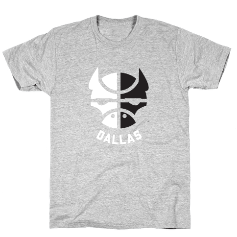 Dallas Ball Mens T-Shirt