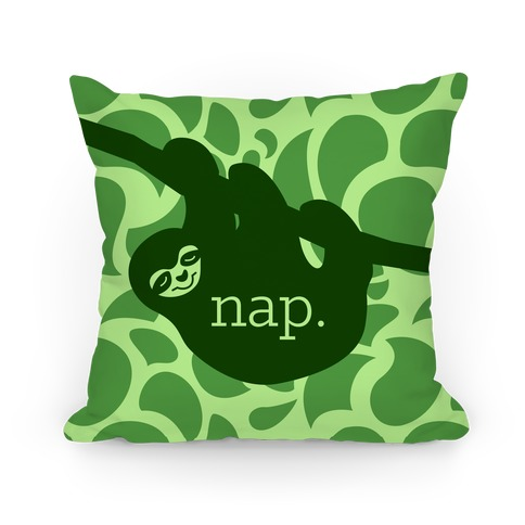 Sloth Nap Pillow