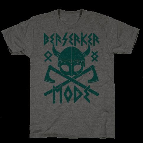 Berserker Mode