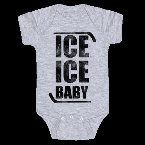 Ice Ice Baby Baby Onesy