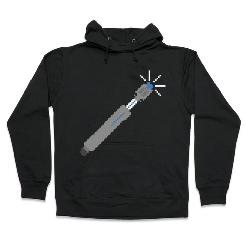 8 Bit Screwdriver Hooded Sweatshirt
