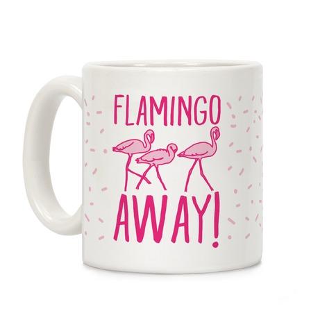 Flamigo Away Coffee Mug