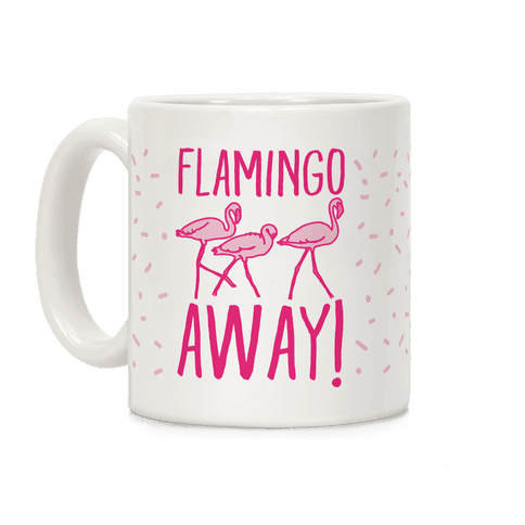 Flamigo Away Coffee Mug