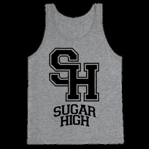 Sugar High Tank Top