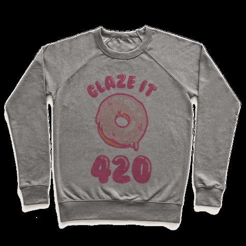 Glaze It 420 Donut Pullover