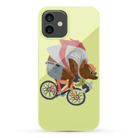 Fixed Gear Bear Phone Case