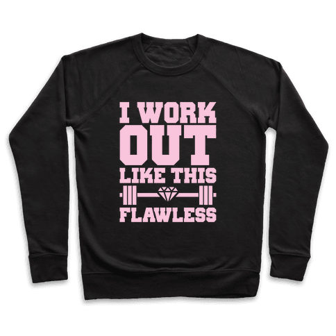 Flawless Workout Pullover