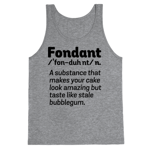 Fondant Definition