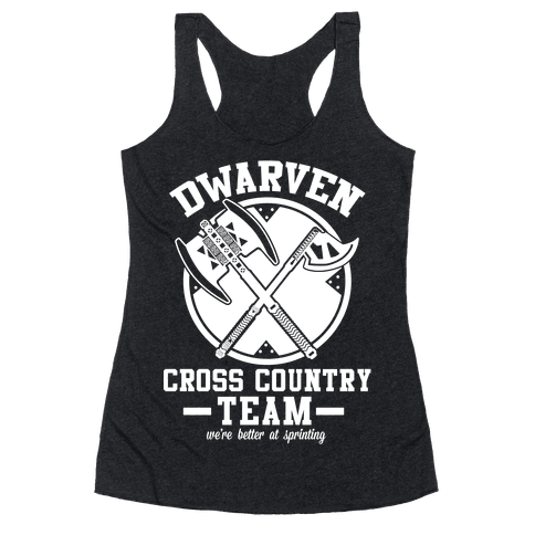 Cross Country Quotes Racerback Tank Tops LookHUMAN Enchanting Cross Country Quotes