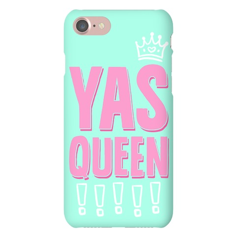 Yas Queen Phone Case