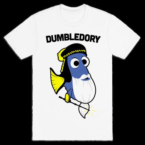Dumbledory Mens T-Shirt