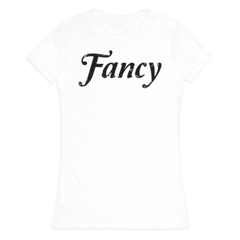 My Fancy Shirt Womens T-Shirt
