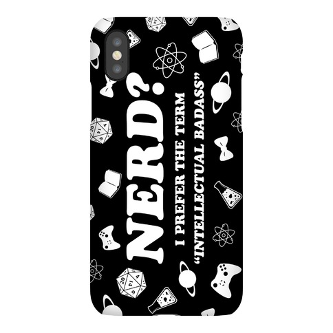 Intellectual Badass Phone Case