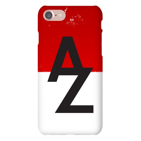 A To Z Phone Case