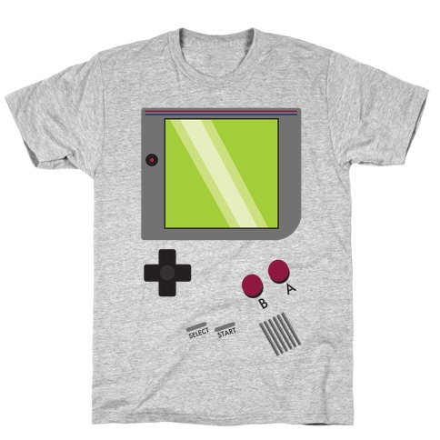 Gameboy Life T-Shirt