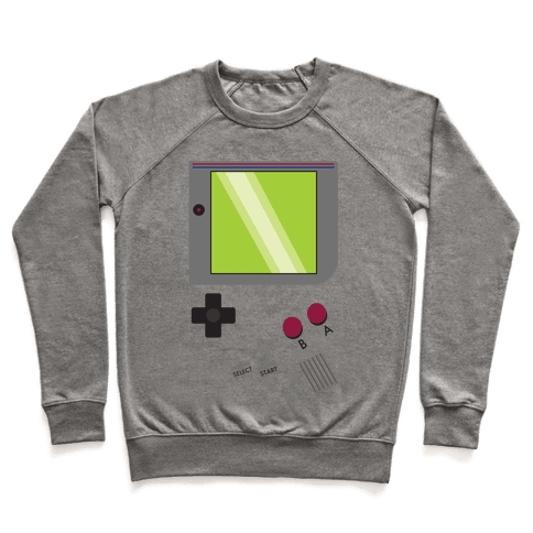 Gameboy Life Pullover