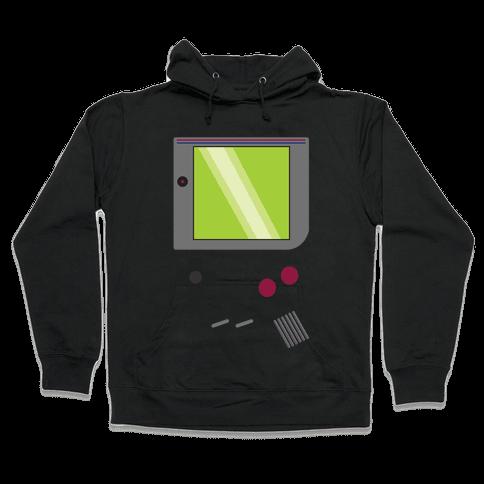 Gameboy Life Hooded Sweatshirt