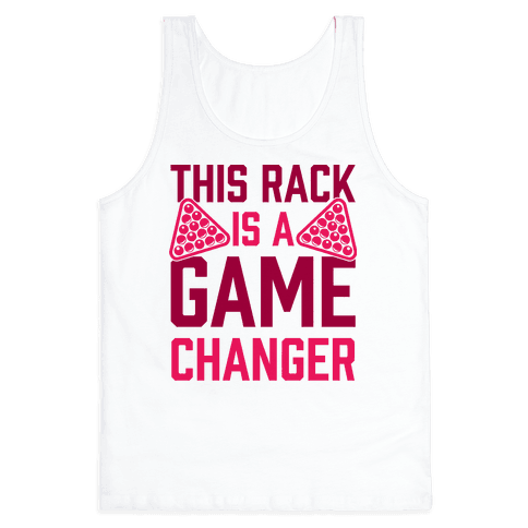 This Rack Is A Game Changer Tank Top
