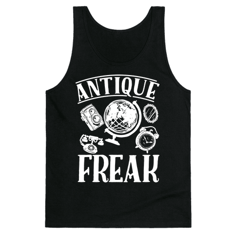 Antique Freak Tank Top