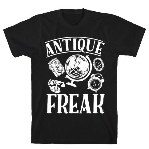 Antique Freak Mens T-Shirt