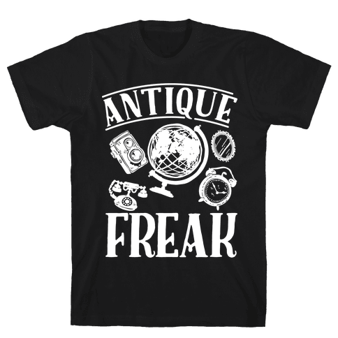 Antique Freak Mens T-Shirt
