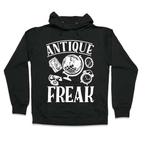 Antique Freak Hooded Sweatshirt