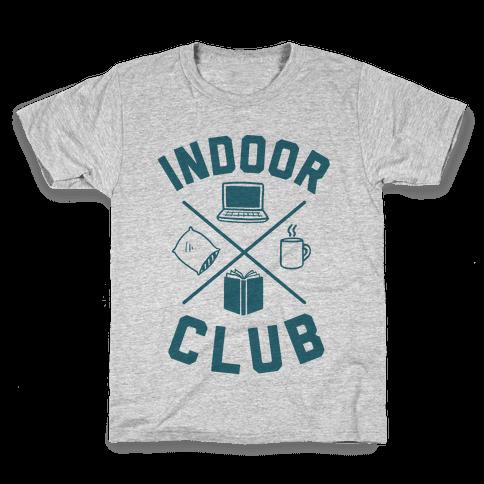 Indoor Club Kids T-Shirt