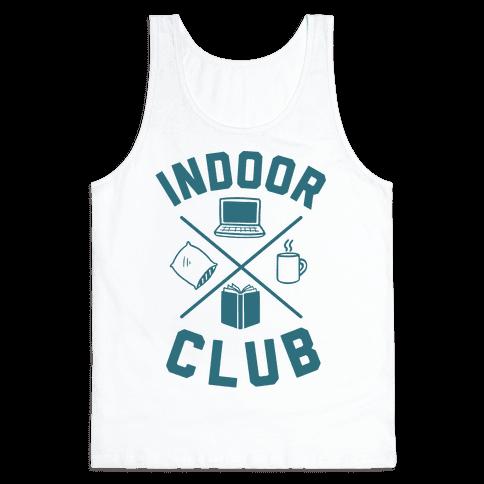 Indoor Club Tank Top