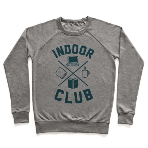Indoor Club Pullover